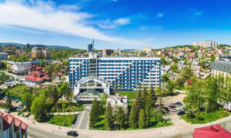 Отель Трускавец 365 - 142580091 795x477