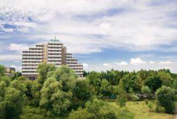 Санаторій Молдова - 3 fasad 255x171