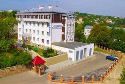 Готель Маріот Медікал Центр - 605 255x171