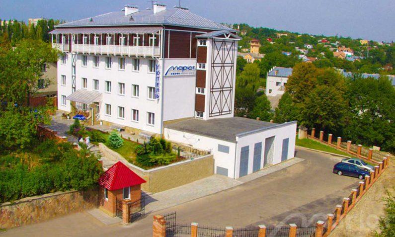 Отель Мариот Медикал Центр - 605 795x477