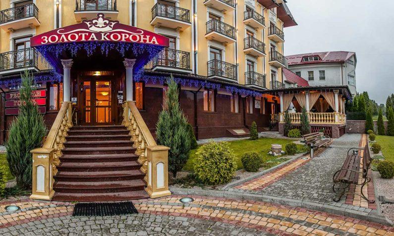 Готель Золота Корона - hotel zolota korona truskavets 10 795x477