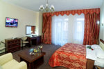 Готель Свитязь - superior room hotel svityaz7 150x100
