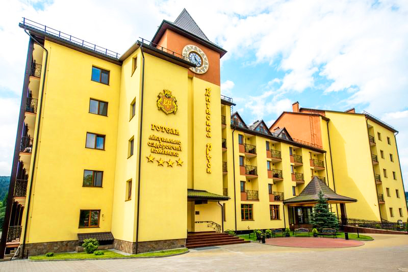 Результат пошуку зображень за запитом Готель «Київська Русь»