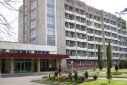 Санаторий Моршинский - 1 24 255x171